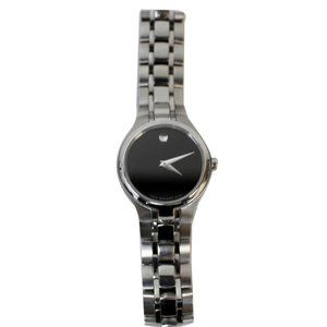 Movado Museum Dial Stainless Steel 26 Watch